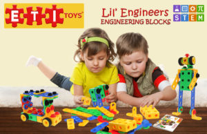 ETI Toys Engineering Blocks eBook