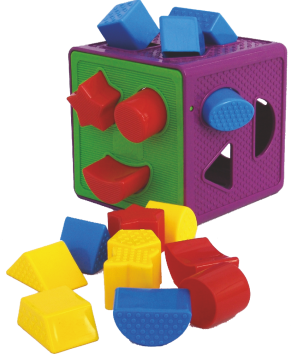 Eti Toys Play And Learn Home
